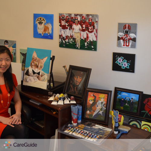 Painter Provider Huiying Zheng's Profile Picture