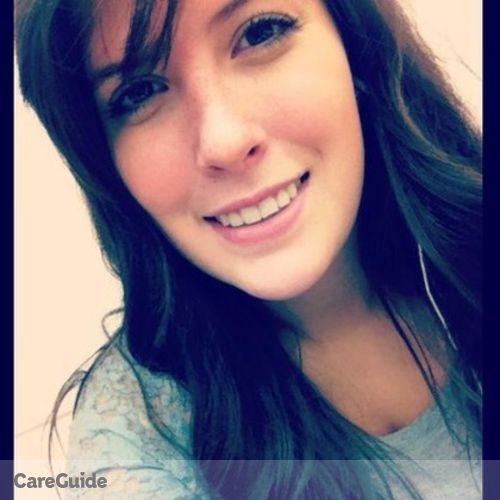 Canadian Nanny Provider Catherine Chretien's Profile Picture