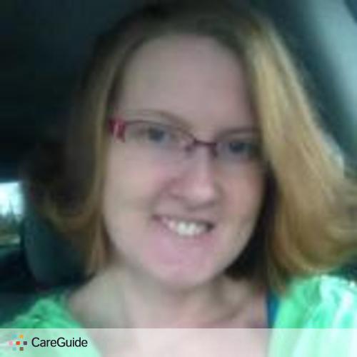 Child Care Provider Amanda Spelts's Profile Picture