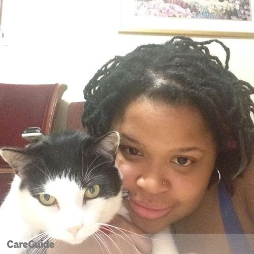 Pet Care Provider Marrissa Woodruff's Profile Picture