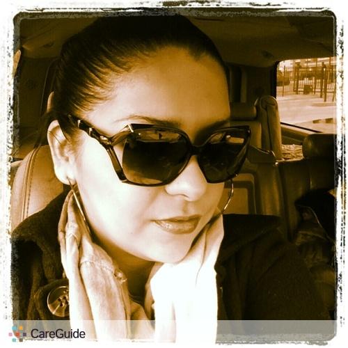 Housekeeper Provider Veronica Ortega's Profile Picture