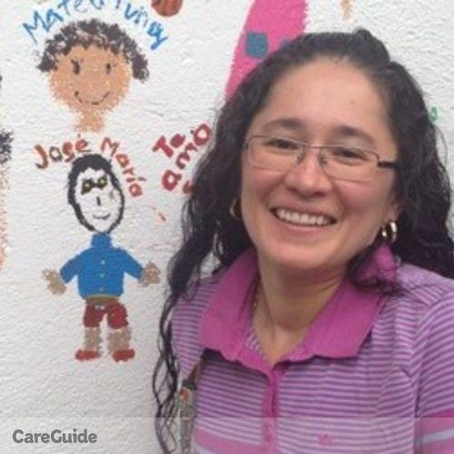 Canadian Nanny Provider Irene Guijarro Padilla's Profile Picture