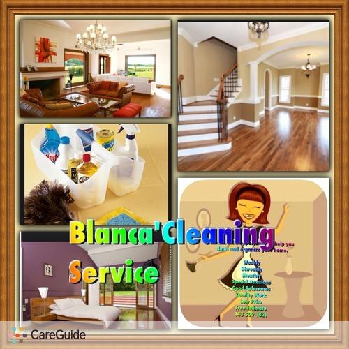 Housekeeper Provider Blanca Lemuz's Profile Picture