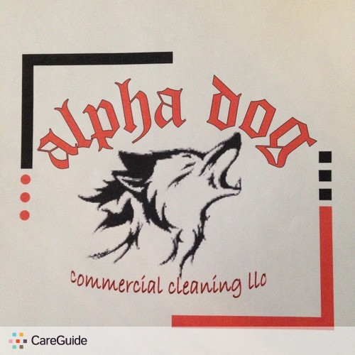 Housekeeper Provider Alpha Dog Commercial Cleaning llc's Profile Picture