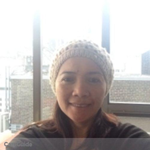 Canadian Nanny Provider Lourdes Canalita's Profile Picture