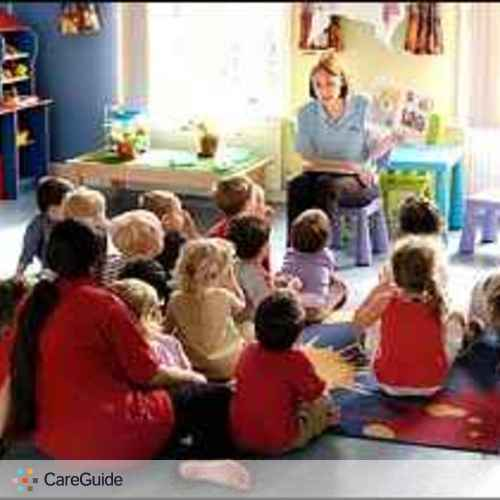 Child Care Provider Felisa C's Profile Picture