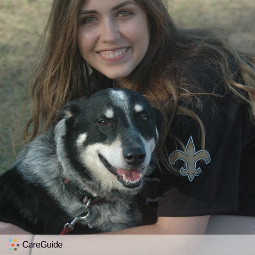 Pet Care Provider Abigail Jacks's Profile Picture
