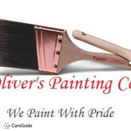 Painter Provider Oliver's P's Profile Picture