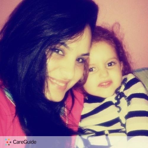 Child Care Provider Hanane M's Profile Picture