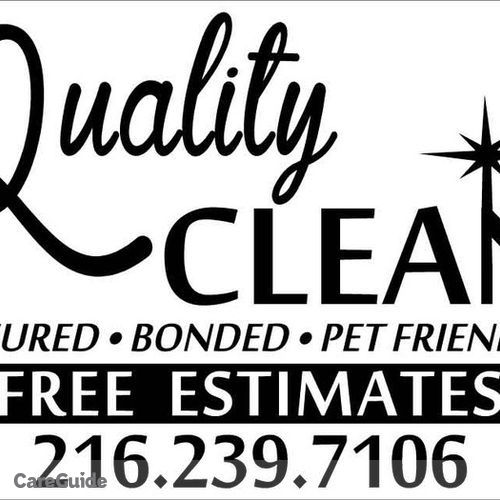 Housekeeper Provider Quality Clean LLC Samantha's Profile Picture