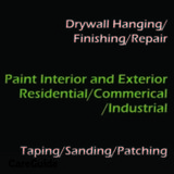 Reliable and Professional Painter, Interior & Exterior, Immediate availability-Flexible Hours.
