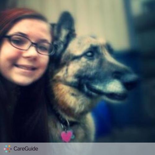 Pet Care Provider Kayla May's Profile Picture