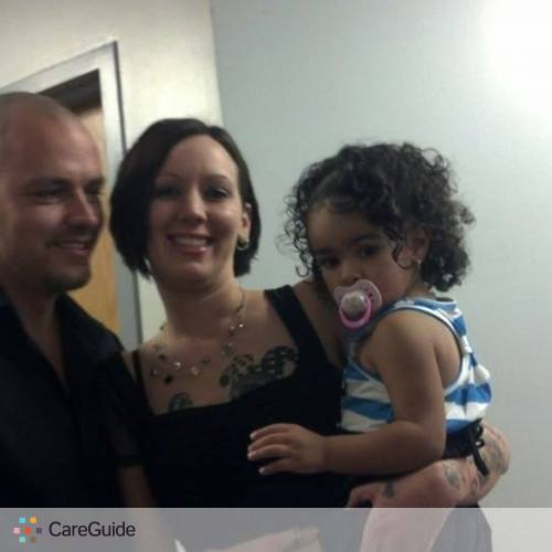Child Care Provider Amber G's Profile Picture