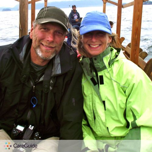 House Sitter Provider Leanne and Greg Rushton's Profile Picture