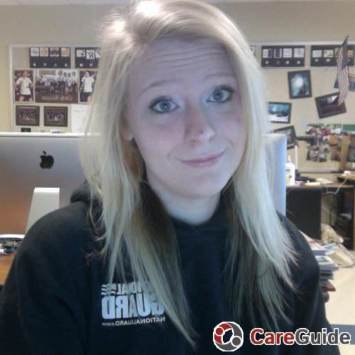 Child Care Provider Breanna Heuszel's Profile Picture