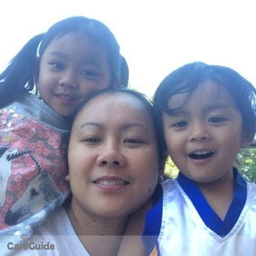 Canadian Nanny Provider Michele Soriano's Profile Picture