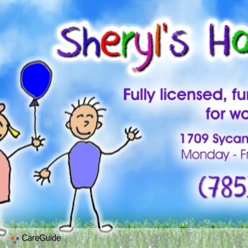 Child Care Provider Sheryl H's Profile Picture