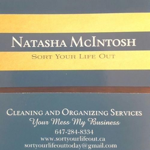 Housekeeper Provider Natasha McIntosh's Profile Picture