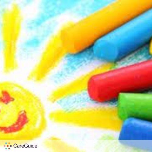 Child Care Provider Jessica A's Profile Picture