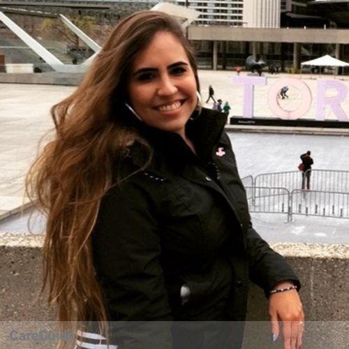 Canadian Nanny Provider Anna Mendes's Profile Picture