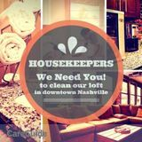 Housekeeper Job in Nashville