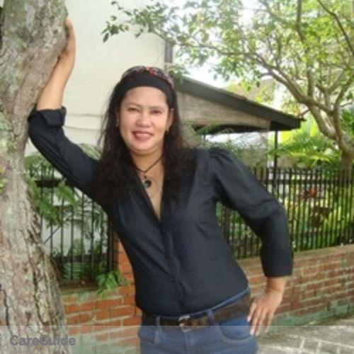 Canadian Nanny Provider Angelita M. Liday's Profile Picture