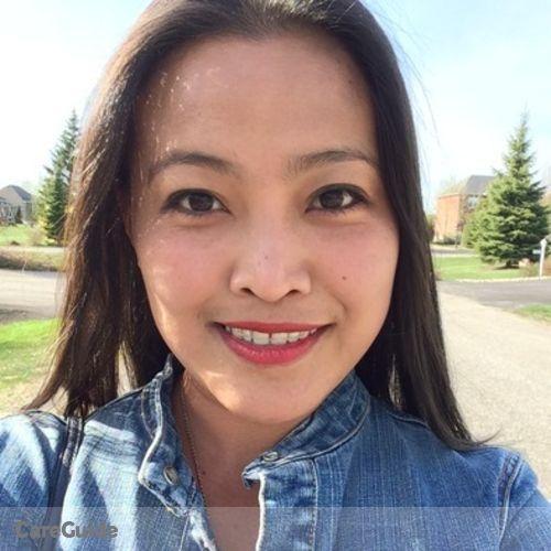 Canadian Nanny Provider Emily Abello's Profile Picture
