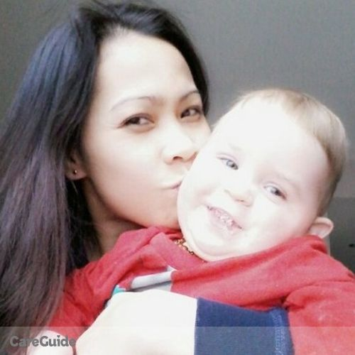 Canadian Nanny Provider Shienaly Lim's Profile Picture