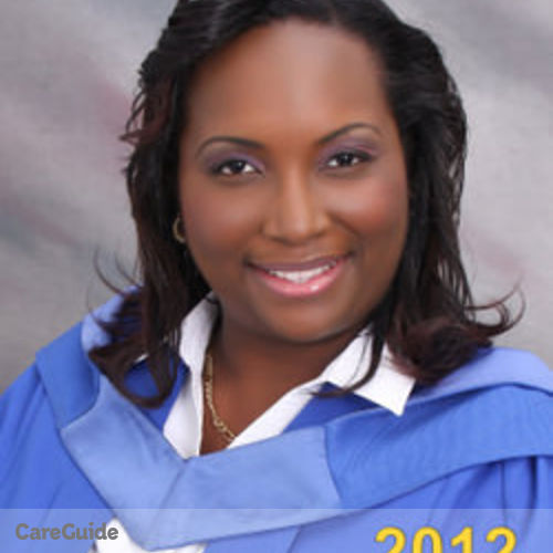 Canadian Nanny Provider Kebrina C's Profile Picture
