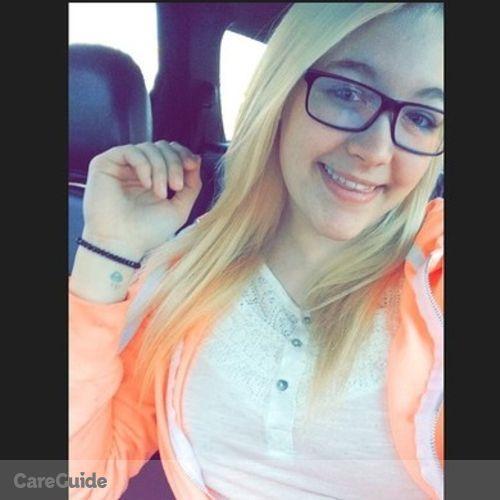 Child Care Provider Ashley Hall's Profile Picture
