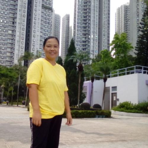 Canadian Nanny Provider Rhodora C's Profile Picture