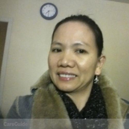 Canadian Nanny Provider Raquel Guerrero's Profile Picture