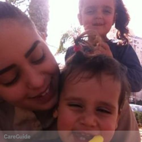 Canadian Nanny Provider Amy Ohana's Profile Picture
