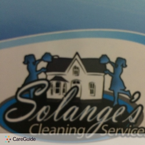 Housekeeper Provider Solange Ruiz's Profile Picture