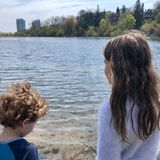 Part-time nanny required for our two amazing kids in the Birch Cliff neighborhood.