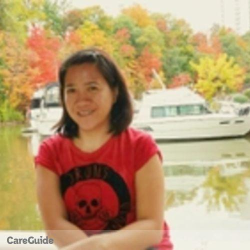 Canadian Nanny Provider Lory Mae Oberiano's Profile Picture