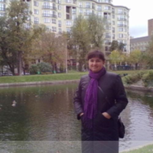Canadian Nanny Provider Ludmila Strashko's Profile Picture