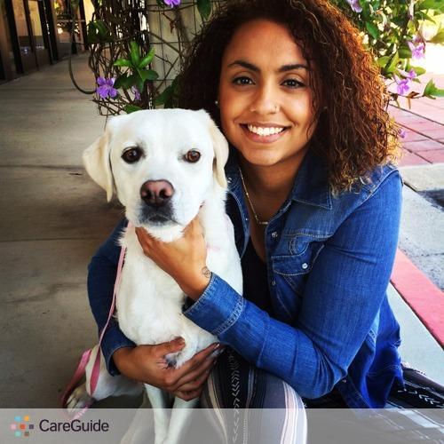 Pet Care Provider Alicia Jackson's Profile Picture