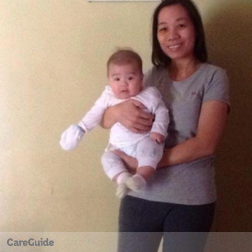 Canadian Nanny Provider Cecilia Peralta's Profile Picture