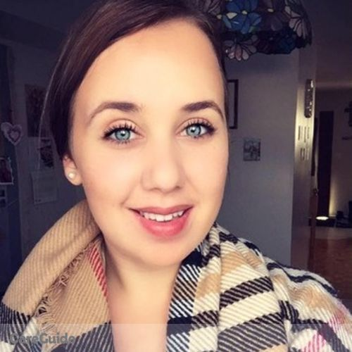 Canadian Nanny Provider Nicole Kuntz's Profile Picture