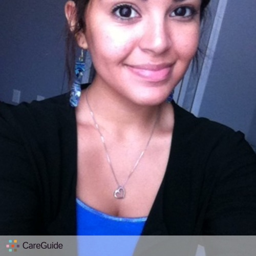 Housekeeper Provider Andrea Garcia's Profile Picture
