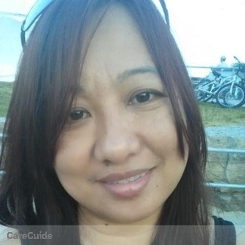 Canadian Nanny Provider Melba Pastor's Profile Picture