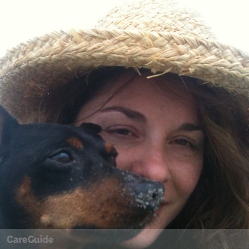 Pet Care Provider Melina Nicolaides's Profile Picture