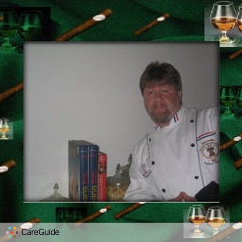 Chef Provider Charles Peters's Profile Picture
