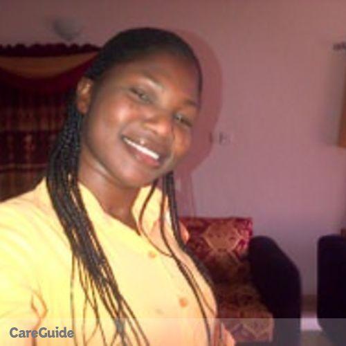 Canadian Nanny Provider FADARE (Nee SANUSI) F's Profile Picture