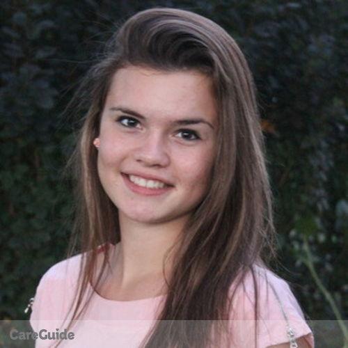 Canadian Nanny Provider Abigail deNijs's Profile Picture
