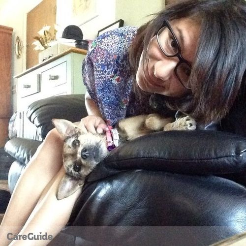 Pet Care Provider Alexandria Rodriguez's Profile Picture