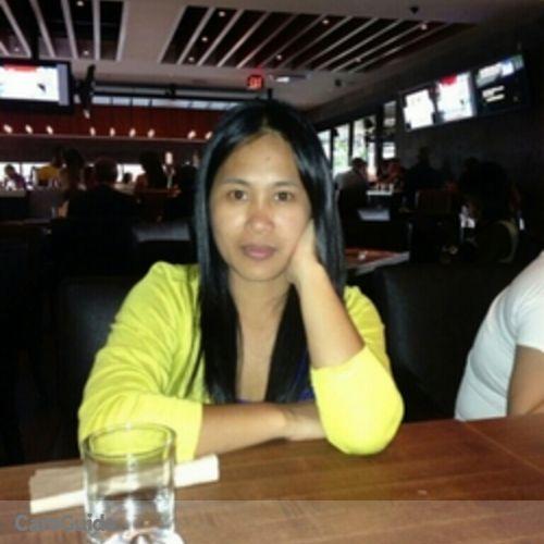 Canadian Nanny Provider Christine Martinez's Profile Picture