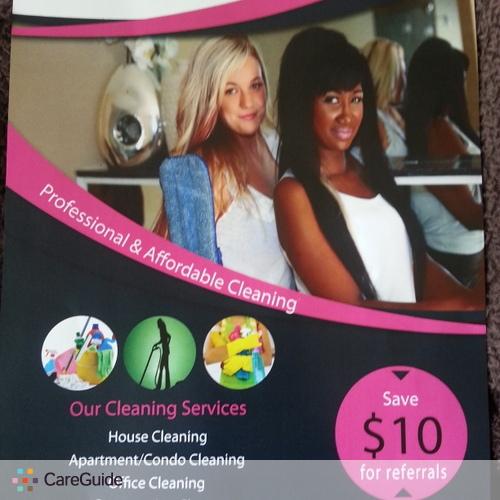 Housekeeper Provider Maren & Kristen **'s Profile Picture