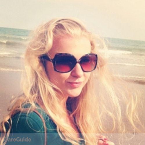 Canadian Nanny Provider Zuzanna 's Profile Picture